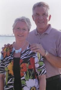 June and Gary Beach
