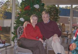 June & Gary at Brenda's