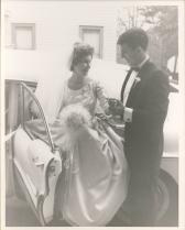 wedding--car