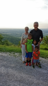 grandchildren Sewanee